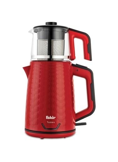 Fakir Tastea Çay Makinesi Rouge – 2 Litre Renkli